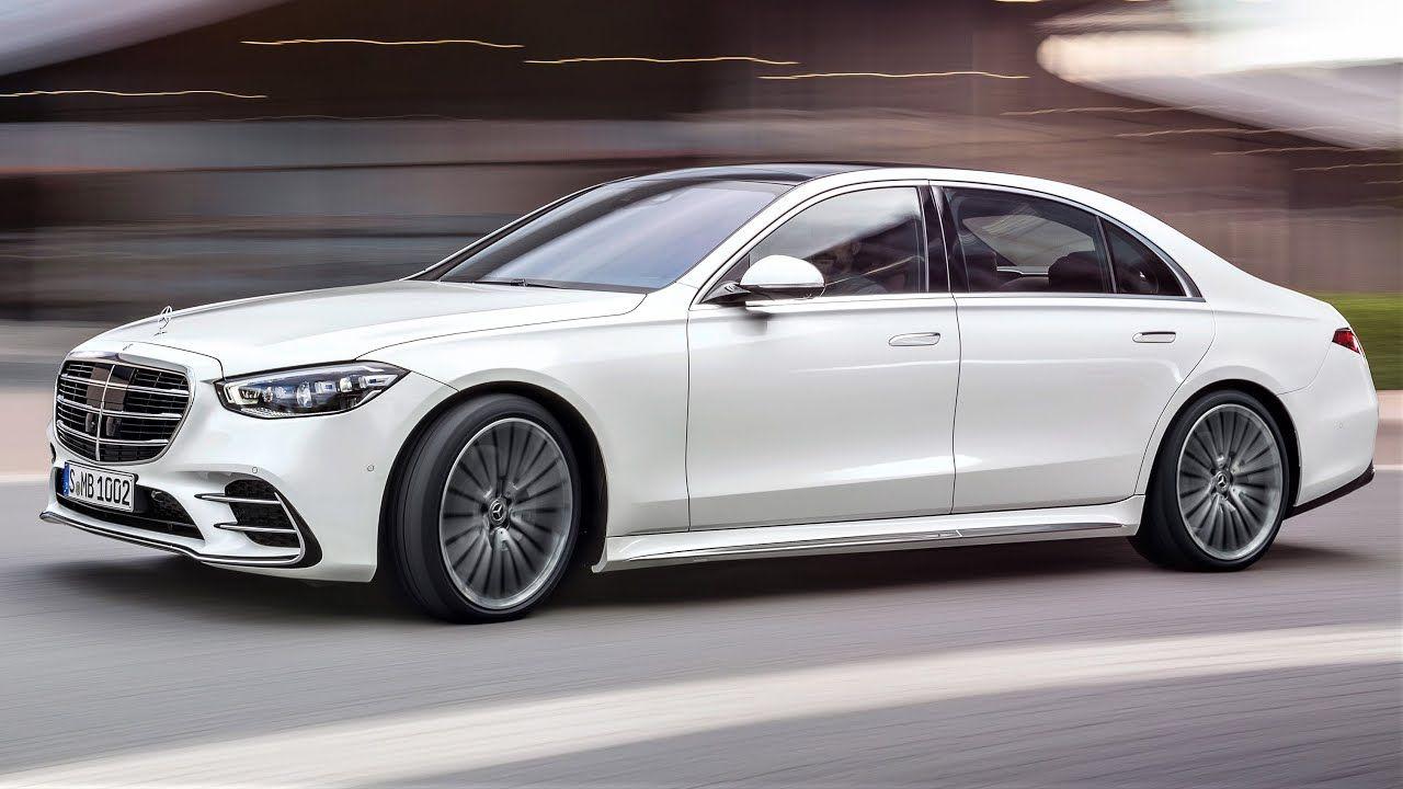 2021 Mercedes S Class Amg Line Luxury Sporty Sedan With Perfect Proportions Mercedes S Class Mercedes S Class Amg S Class Amg
