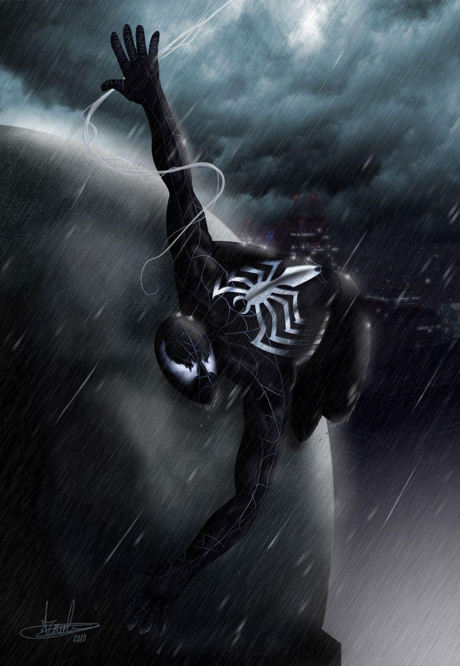 поддерживать работу картинки человек паук симбиот машины, которые постоянно