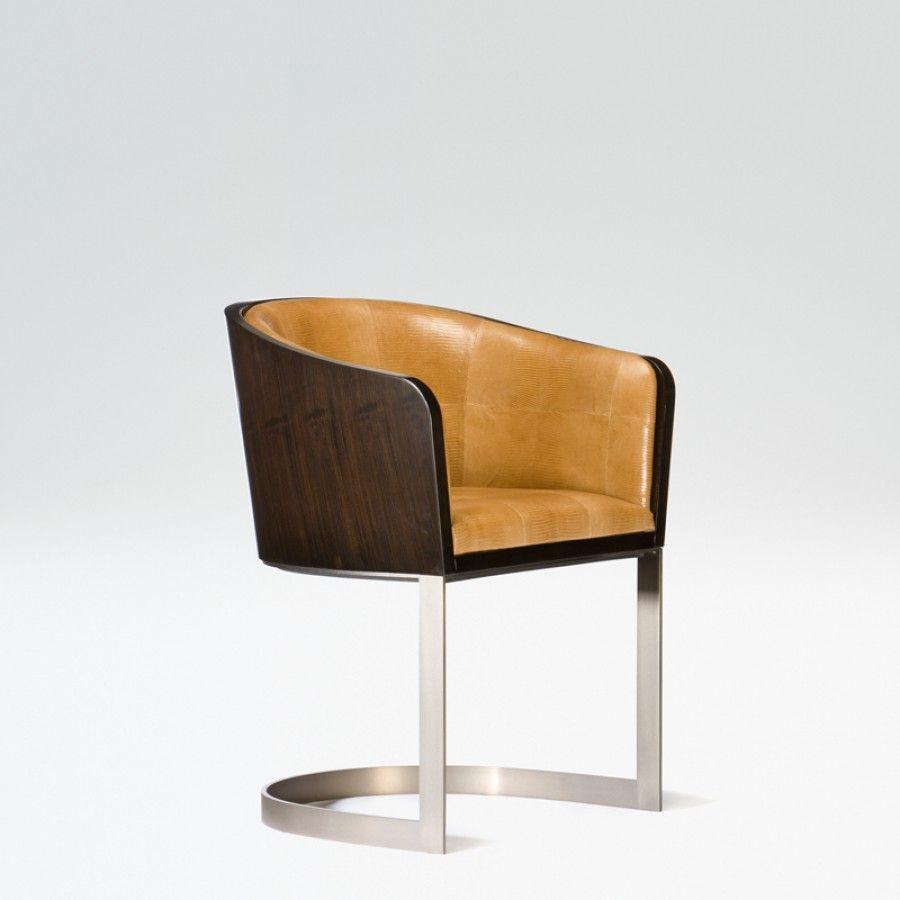Classic armchair produced by Armani Casa