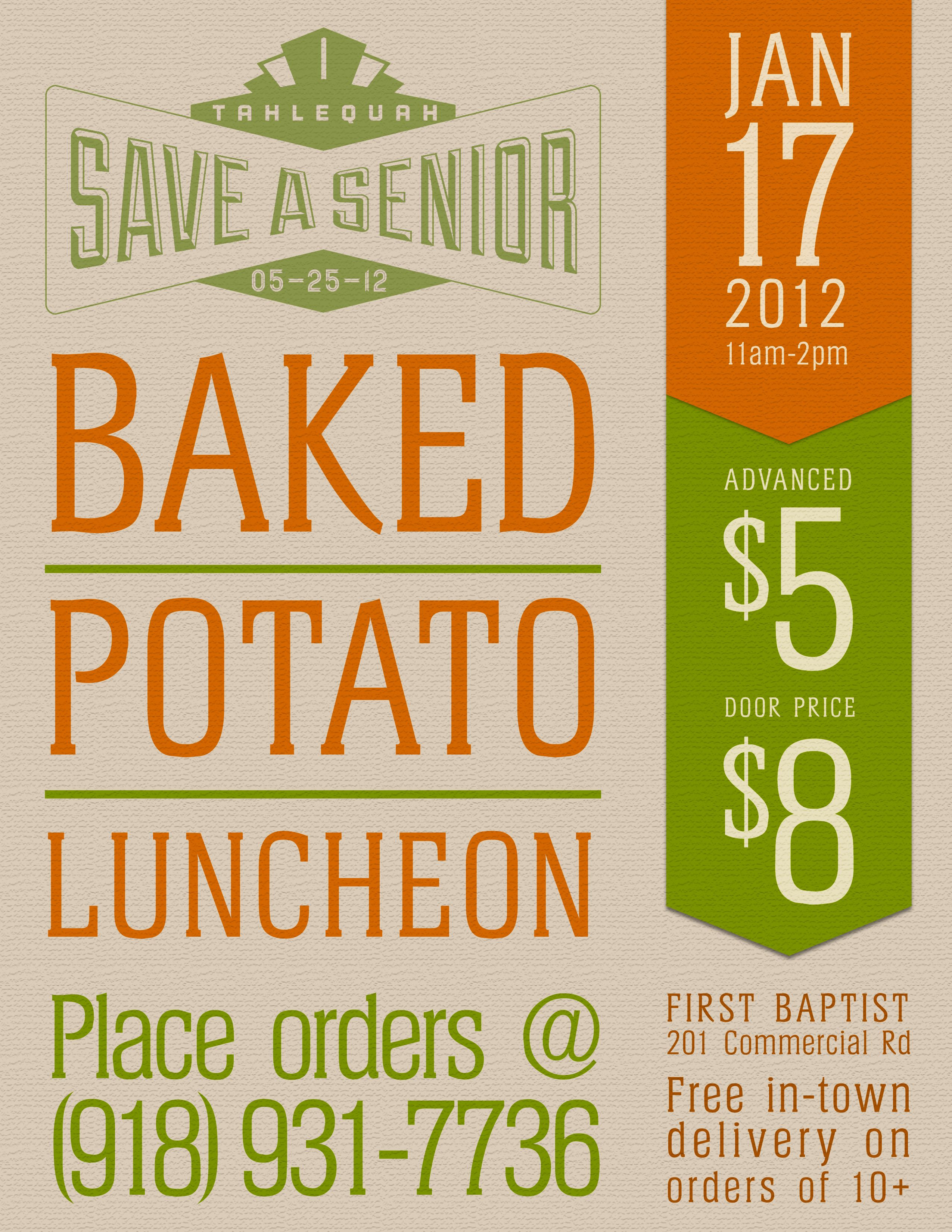 poster for TQPS fundraiser | Let's Get Graphic | Church ...