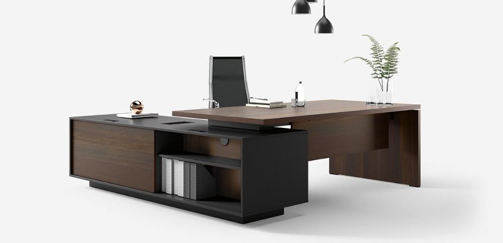 Executive Office Desk Report By Sinetica L Shape Office Desk Designs Modern Desk Furniture Office Furniture Design
