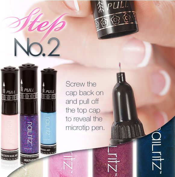 Nailritz Nail Art Pens, Nail Art Sets, Nails Art, Nail Polish Pens ...