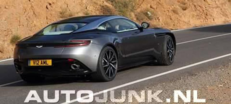Aston Martin Db11 Is This Its Gorgeous Rear End New Aston Martin Aston Martin Aston Martin Db11