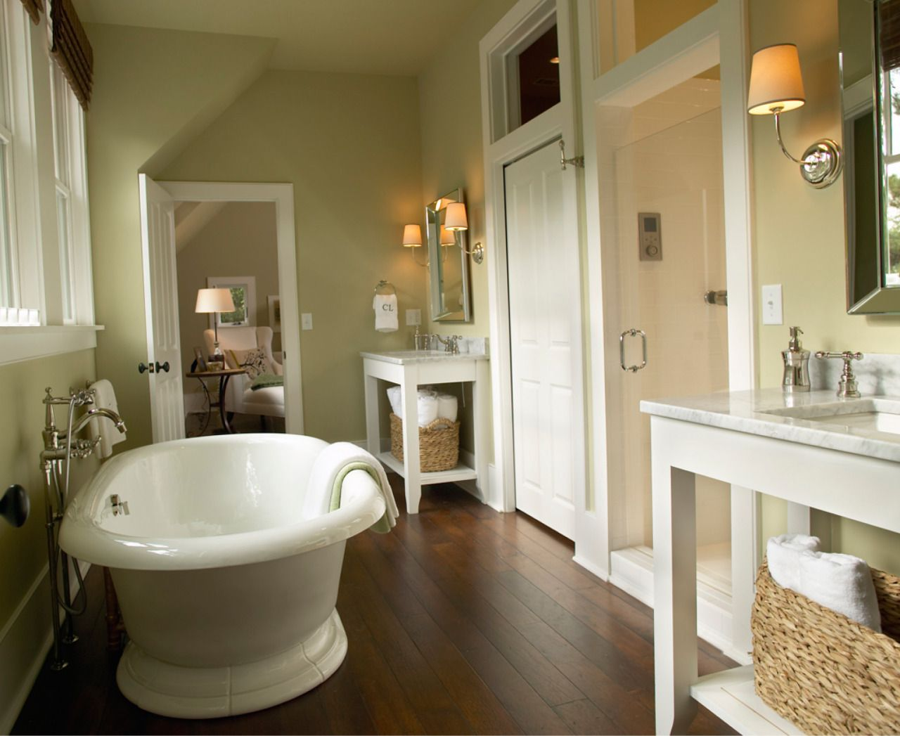 Bold Ideas from Kohler   Classic bathroom, Cottage ...