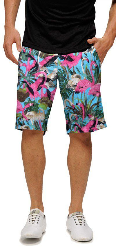 d21cbb1c46c13 Pink Flamingos Men's Short - Shorts - In Stock - Men | Trends for ...