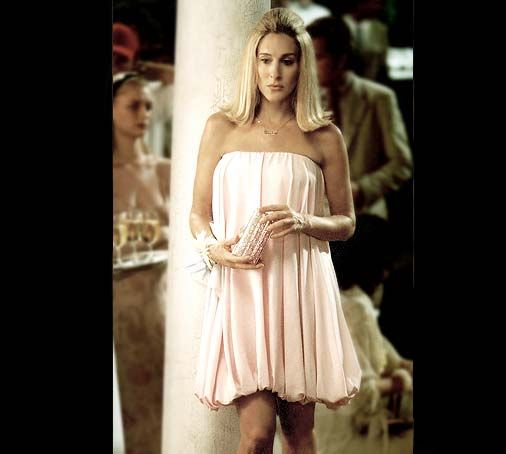 Carrie Bradshaw Outfits | Cocktail Dresses