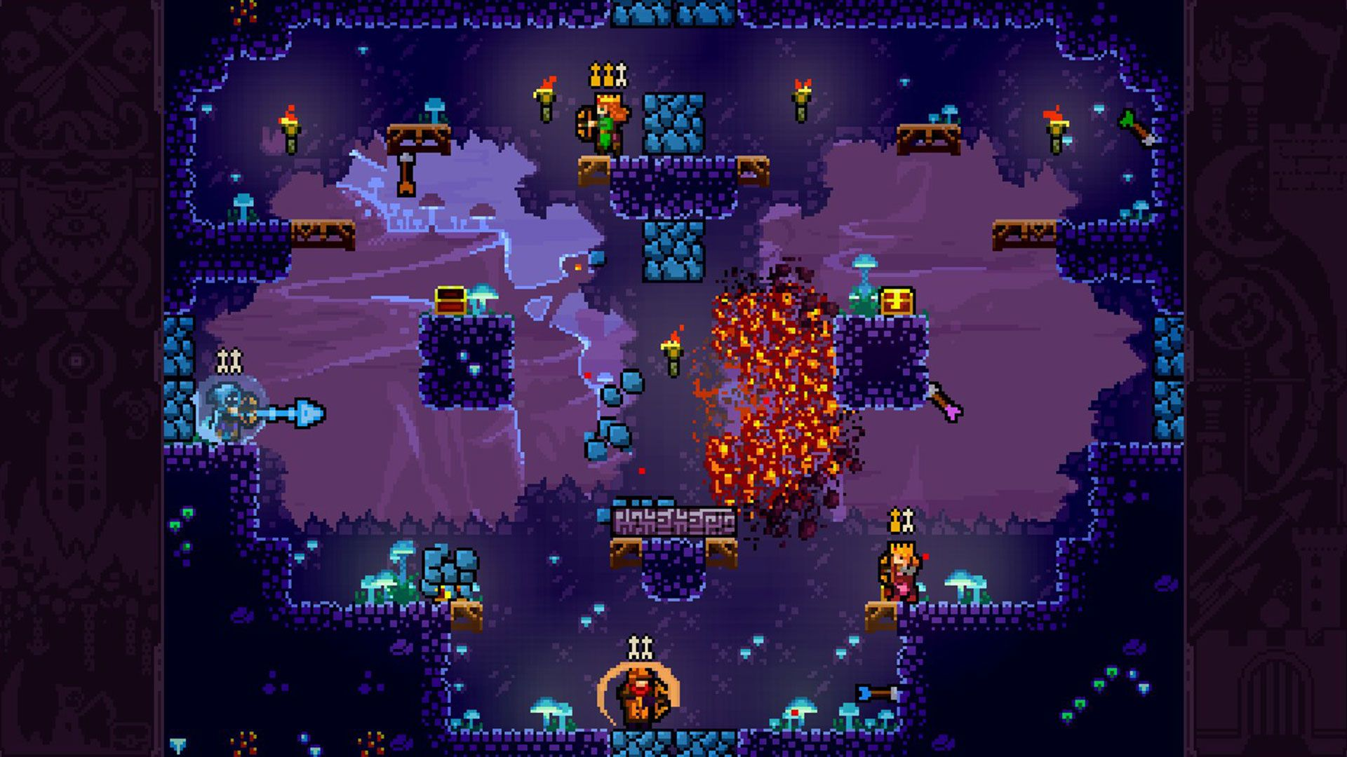 TowerFall Ascension Google Search Games, Indie games