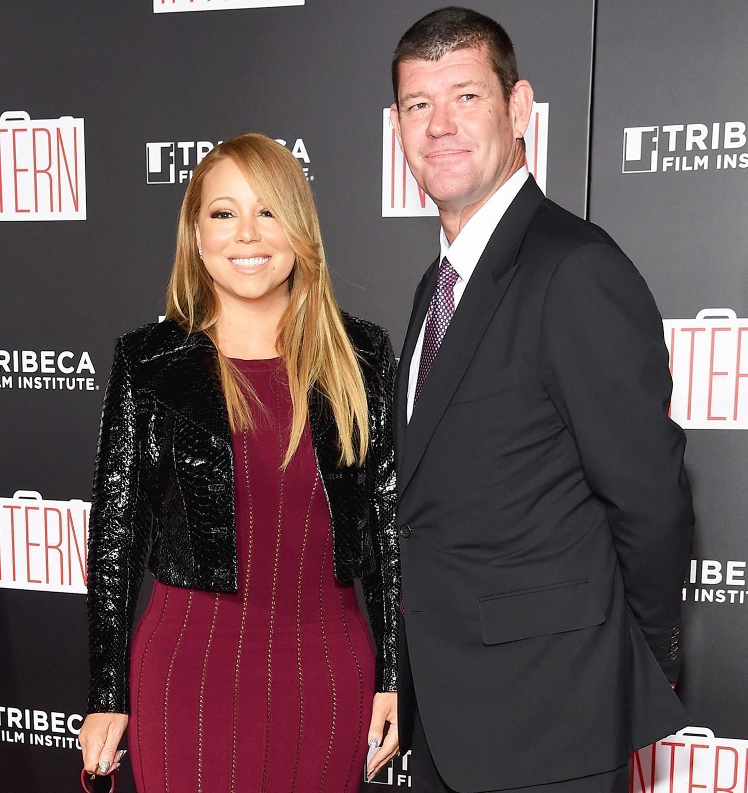 Mariah Carey Is Engaged to Her Billionaire Boyfriend James