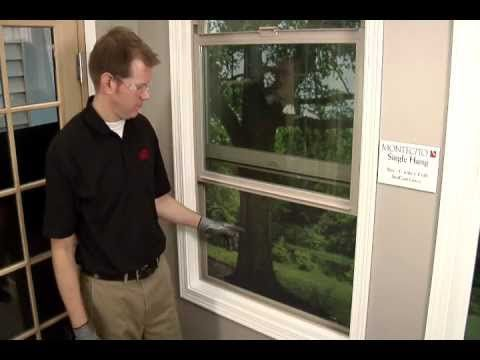 Fresh Air Can Be Great But Bugs Not So Much Walkthrough How To Replace A Window Screen Window Screens How To Remove Housekeeping Tips