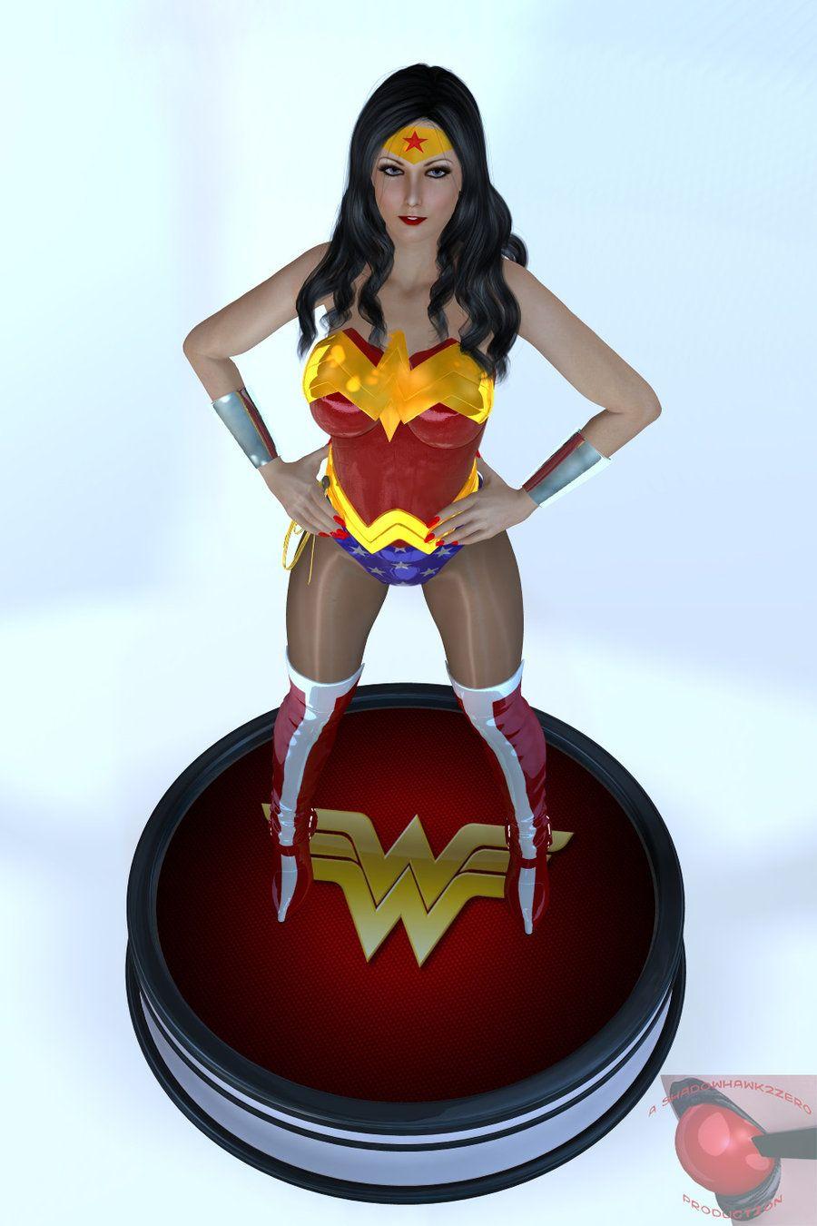 Wonder Woman Christina Carter 'christina carter wonder