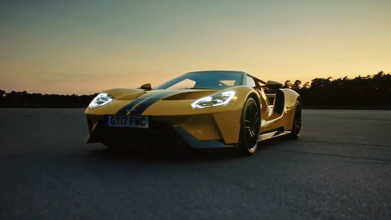 The New 2019 Ford Gt Supercar Performance Is Everything You Need
