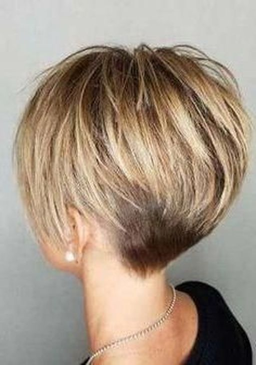 99 Beautiful Women Short Hairstyles Ideas For Fine Hair To Try Short Hairstyles For Thick Hair Latest Short Hairstyles Thick Hair Styles