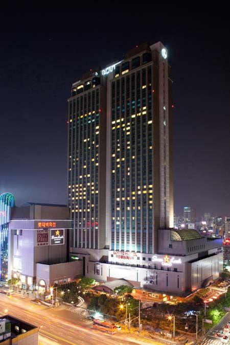 Lotte Hotel Busan South Korea
