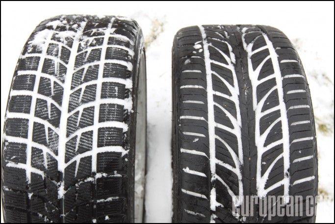 Snow Tires Vs All Season Tires