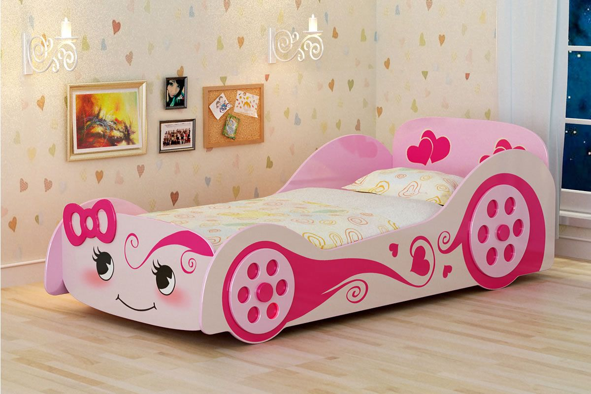 Painting of Fun Bedroom Ideas for Toddlers with Car Beds Which