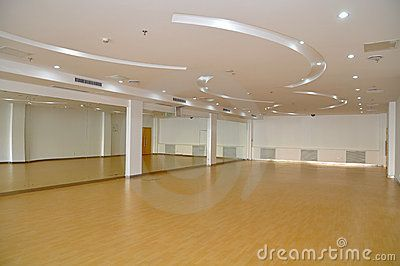 Dance Studio Royalty Free Stock Image Image 17546746 Dance Studio Dance Studio Decor Dance Rooms