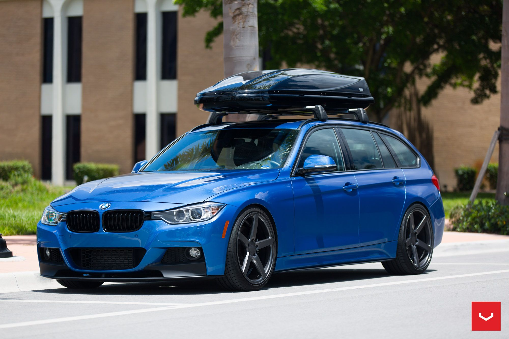 Bmw F31 328i Touring Vossen Xdrive Mperformance Mpackage