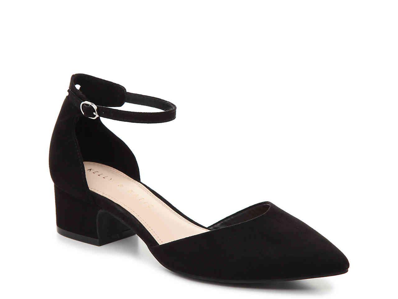 Kelly Katie Joye Pump Women S Shoes Dsw Fluffy Heels Graduation Shoes Black Heels Low