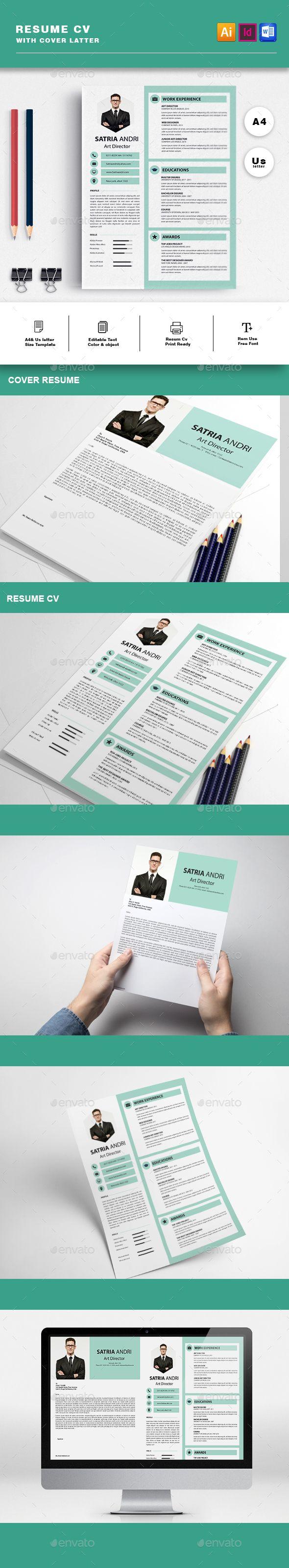 Resum/Cv - Resumes Stationery | Resume | Pinterest | Empleos y Utiles