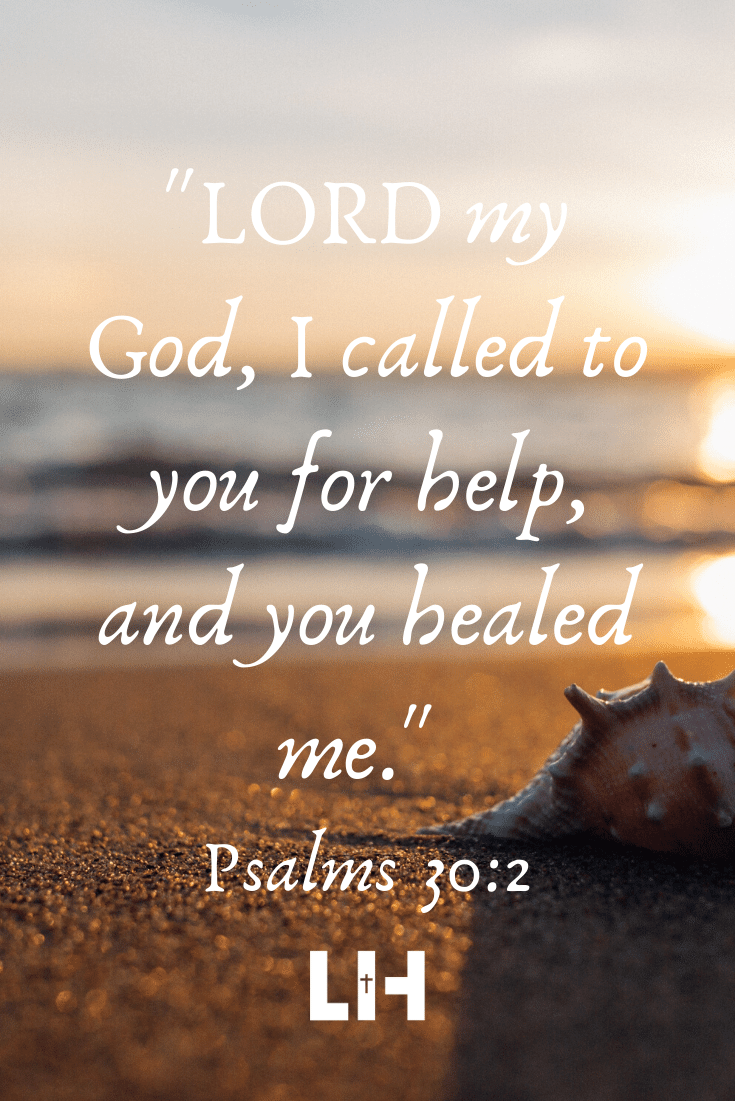 Bible Verses About Healing And Comfort