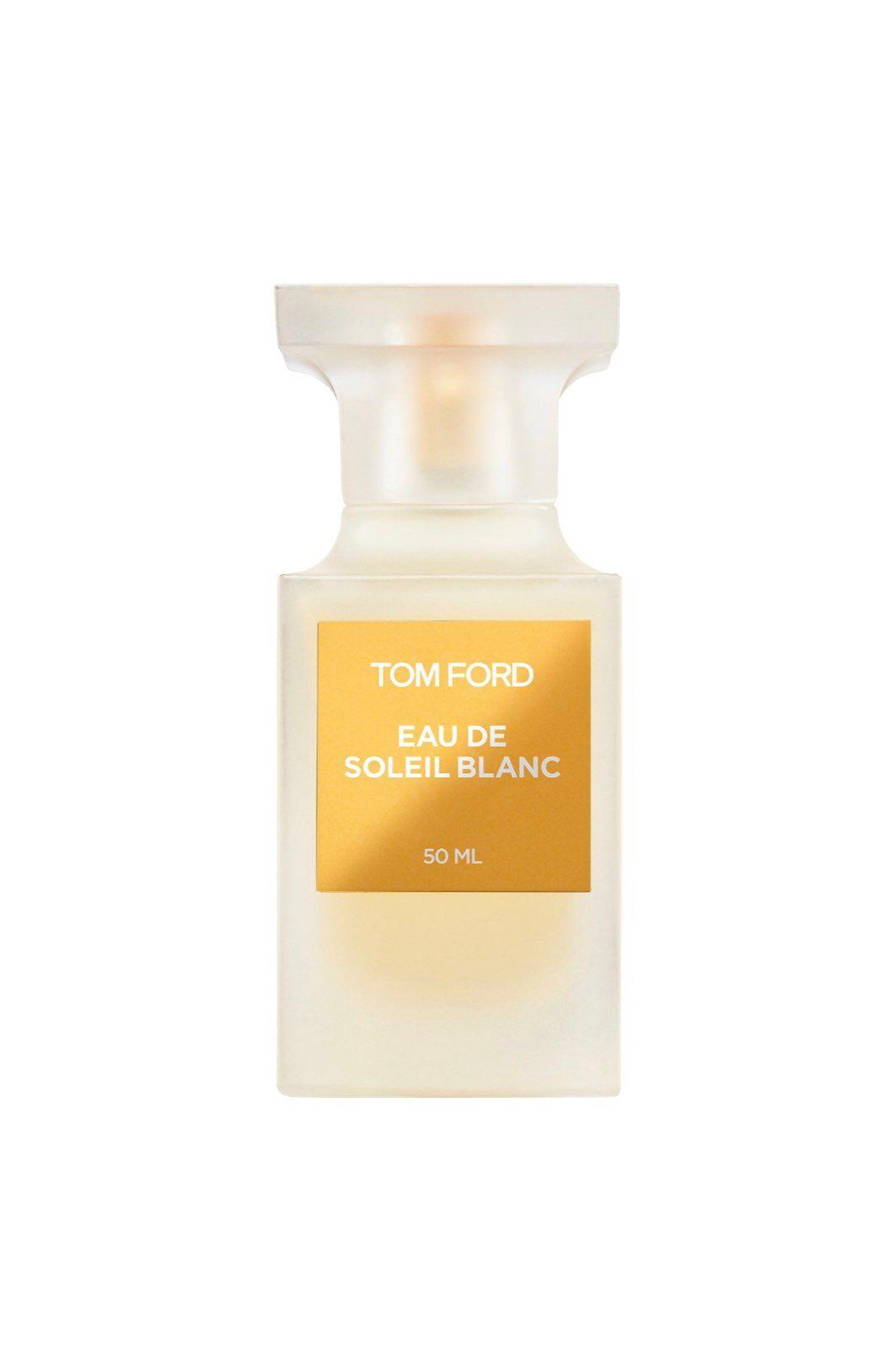 New In Box Authentic Tom Ford Soleil Blanc 1 7 Oz Crisp Radiant Addictive Eau De Soleil Blanc Embodies A Re Perfume Bottles Tom Ford Illuminations