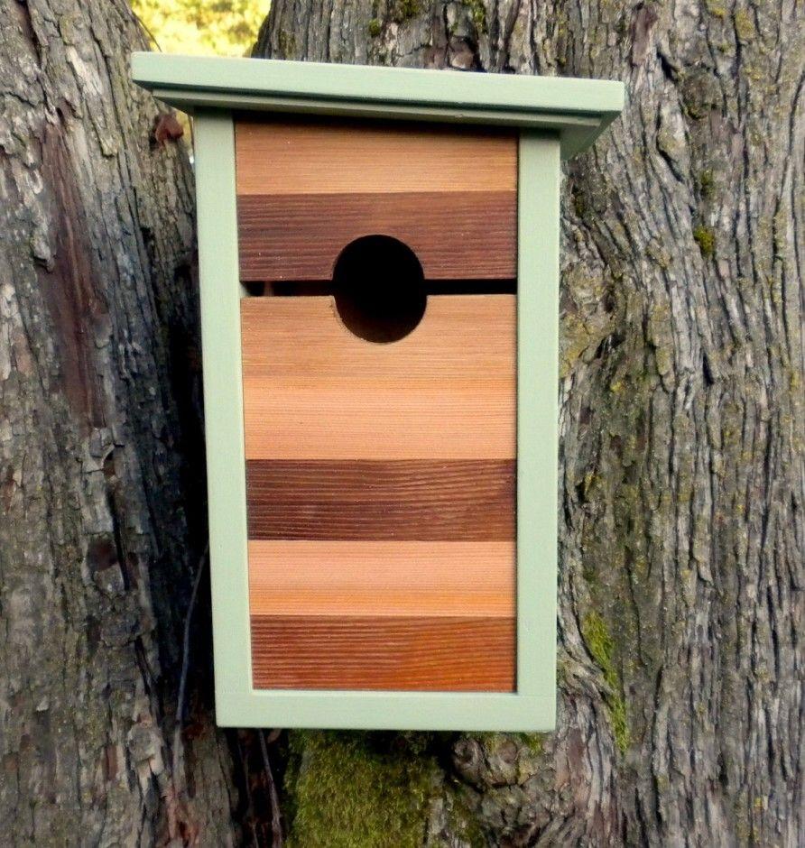 30+ Birdhouse Ideas For Your Precious Garden | Birdhouse designs ...