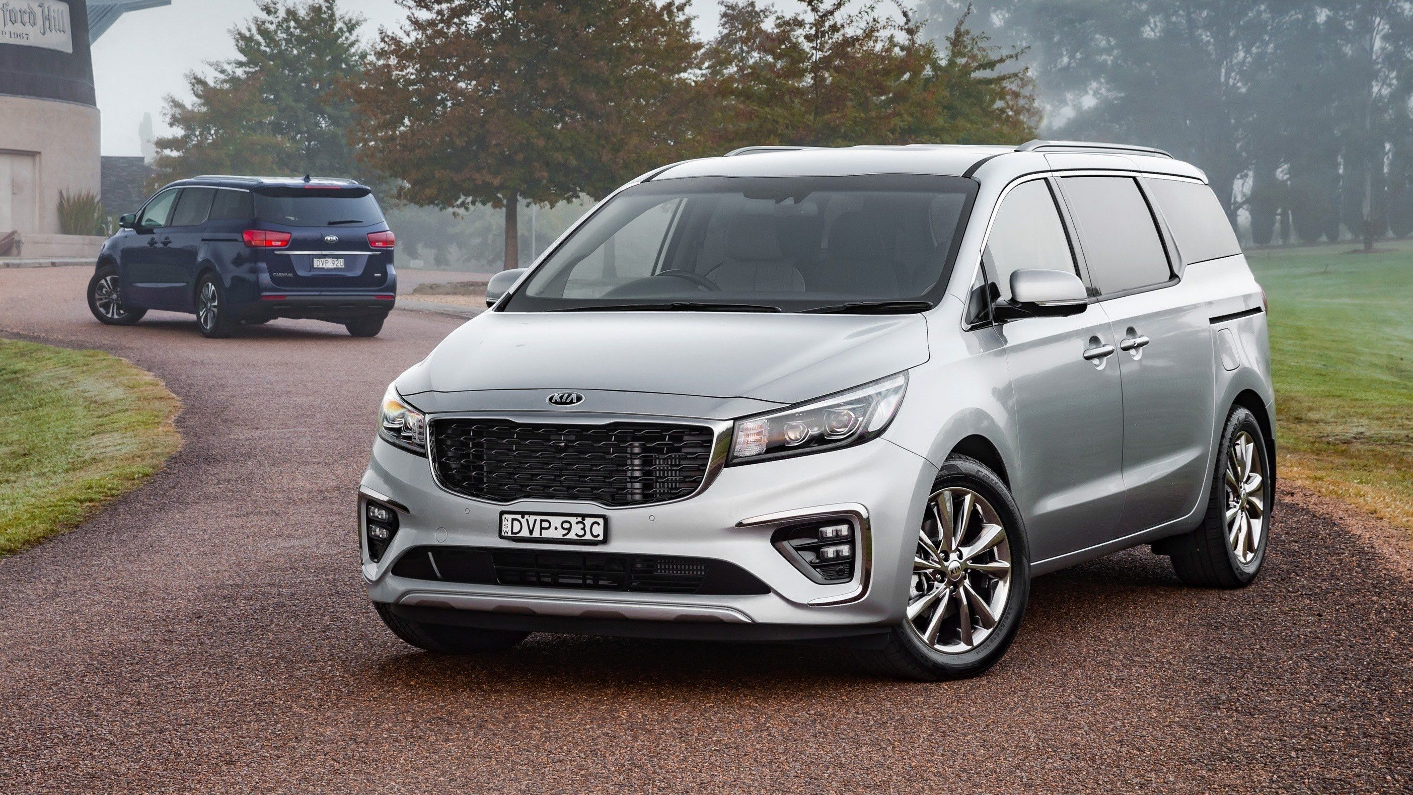 The Best New Kia Carnival 2020 Exterior Kia Sedona Kia