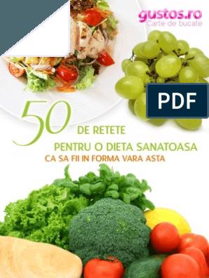 o dieta sanatoasa)
