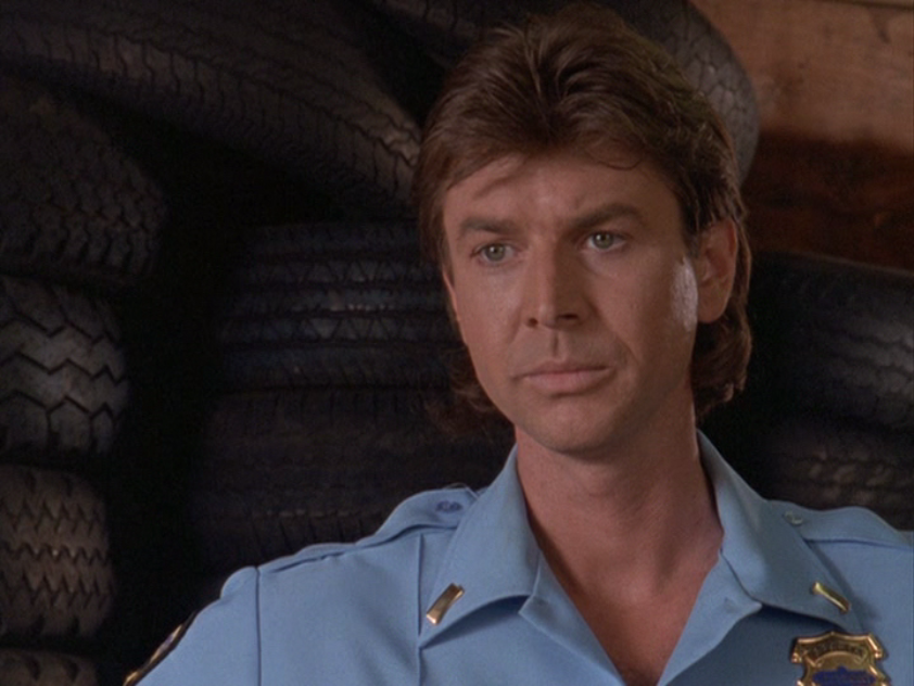 "Hugh O'Connor as Lonnie Jamison - ""In the heat of the night."""