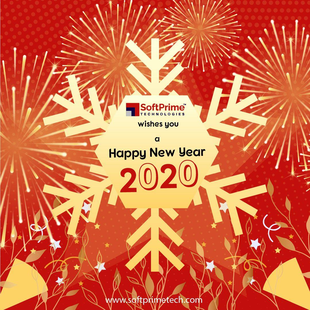 Happy New Year 2020 In 2020 Happy New Year 2020 New Year 2020 Happy New Year
