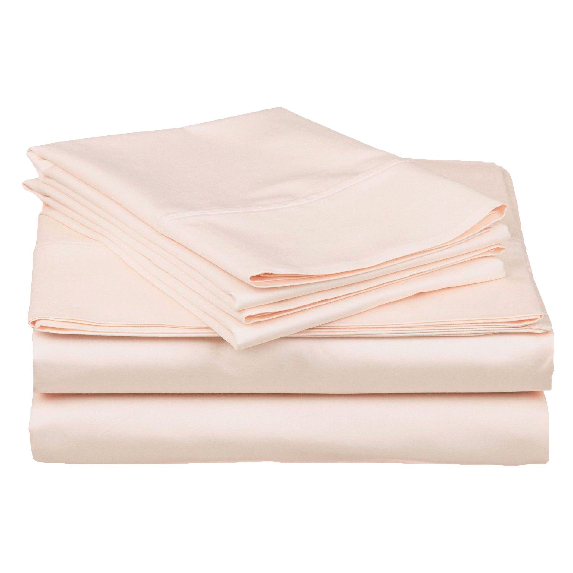 425 Thread Count Cotton Solid Sheet Set Cotton sheet