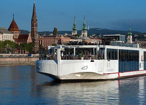 Viking Longships - Viking River Cruises