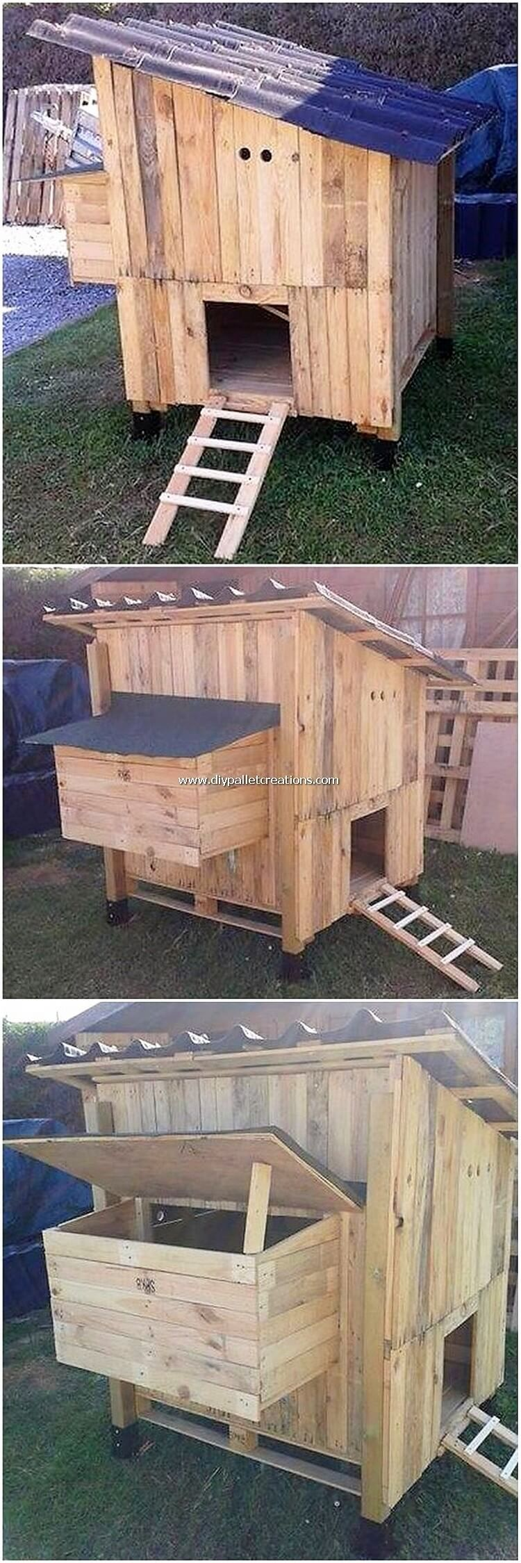 Let's make you offer the interesting wood pallet idea that ...