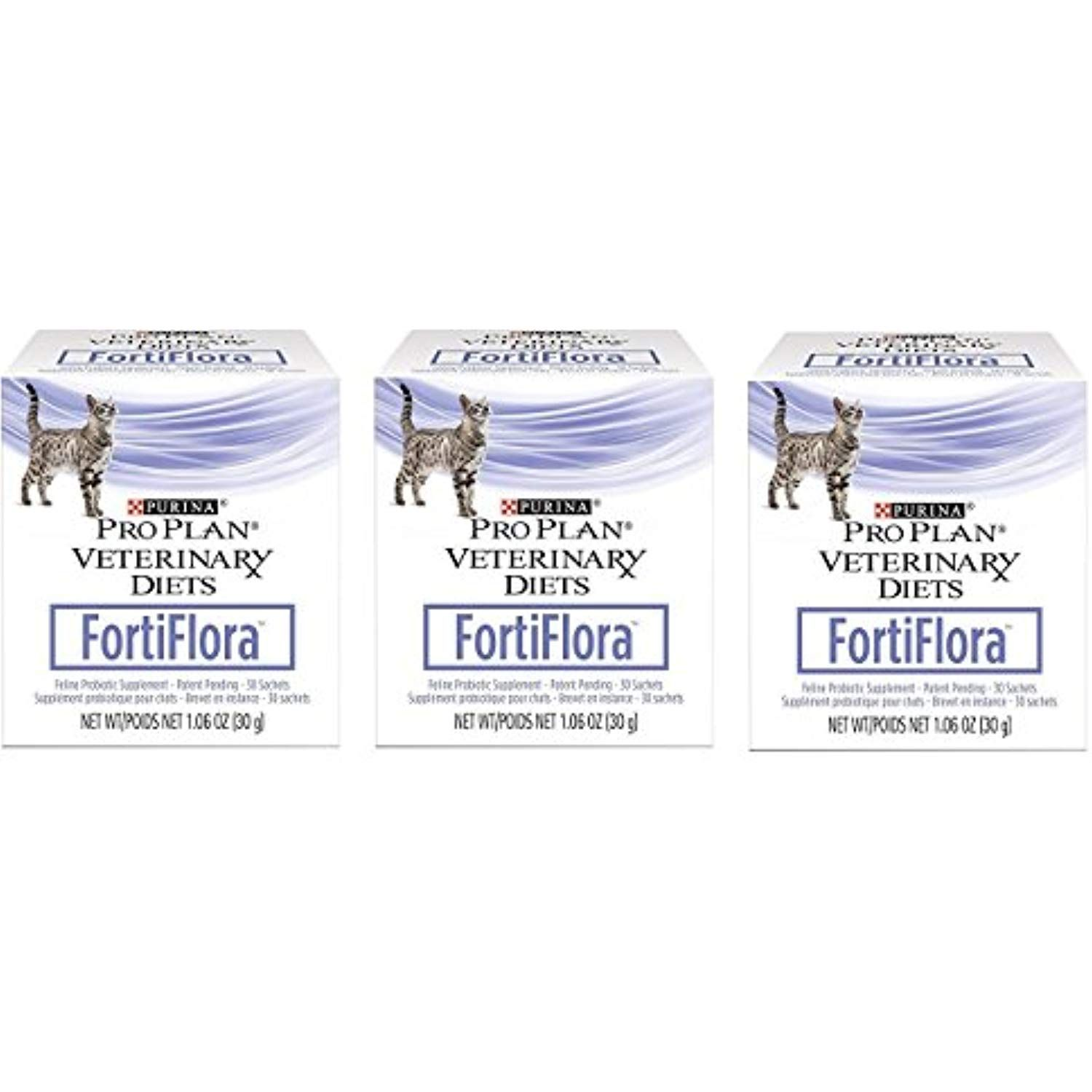 Purina Fortiflora Cat Nutritional Supplement 3 Pack 30 Sachets Each You Can Get More Details By Clicki Nutritional Supplements Nutrition Probiotic Brands