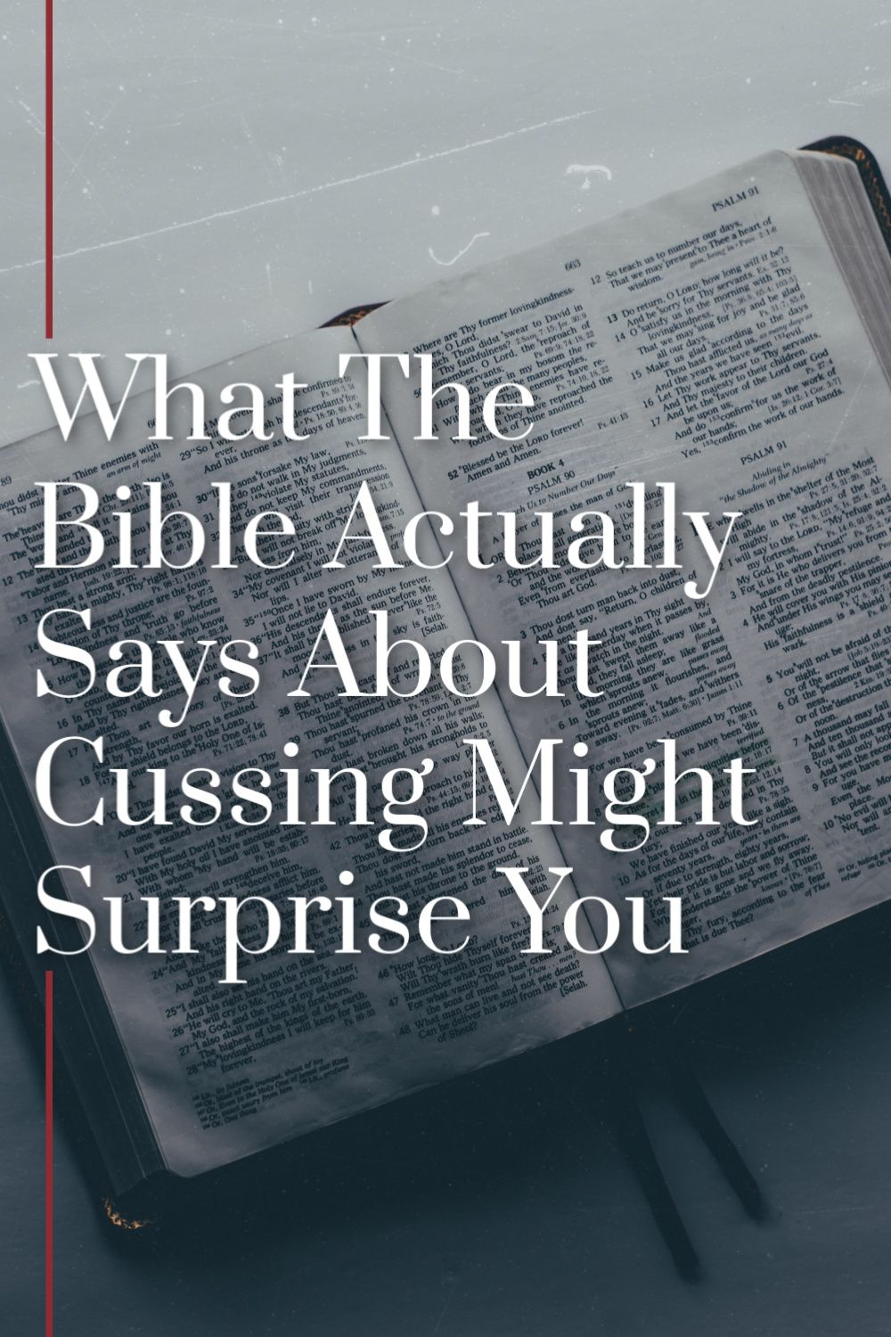 Pin on What Does The Bible Say About