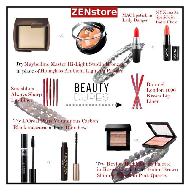 Drugstore Beauty Dupes Hourglass Makeup Beauty Dupes Maybelline