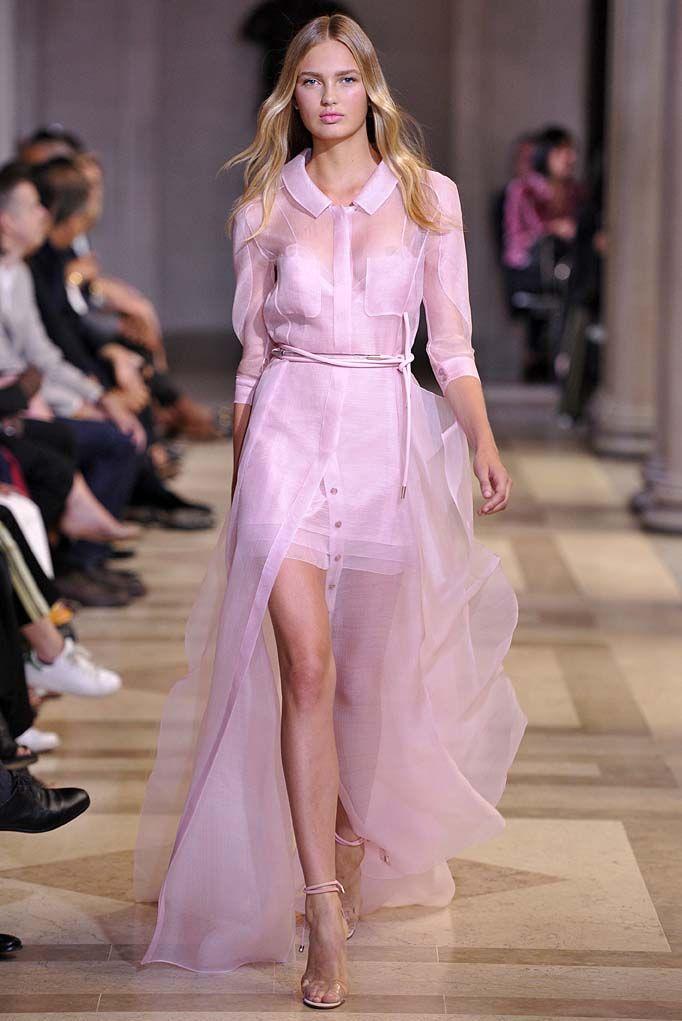 Carolina Herrera New York Fashion Week RTW Spring Summer 2016 ...