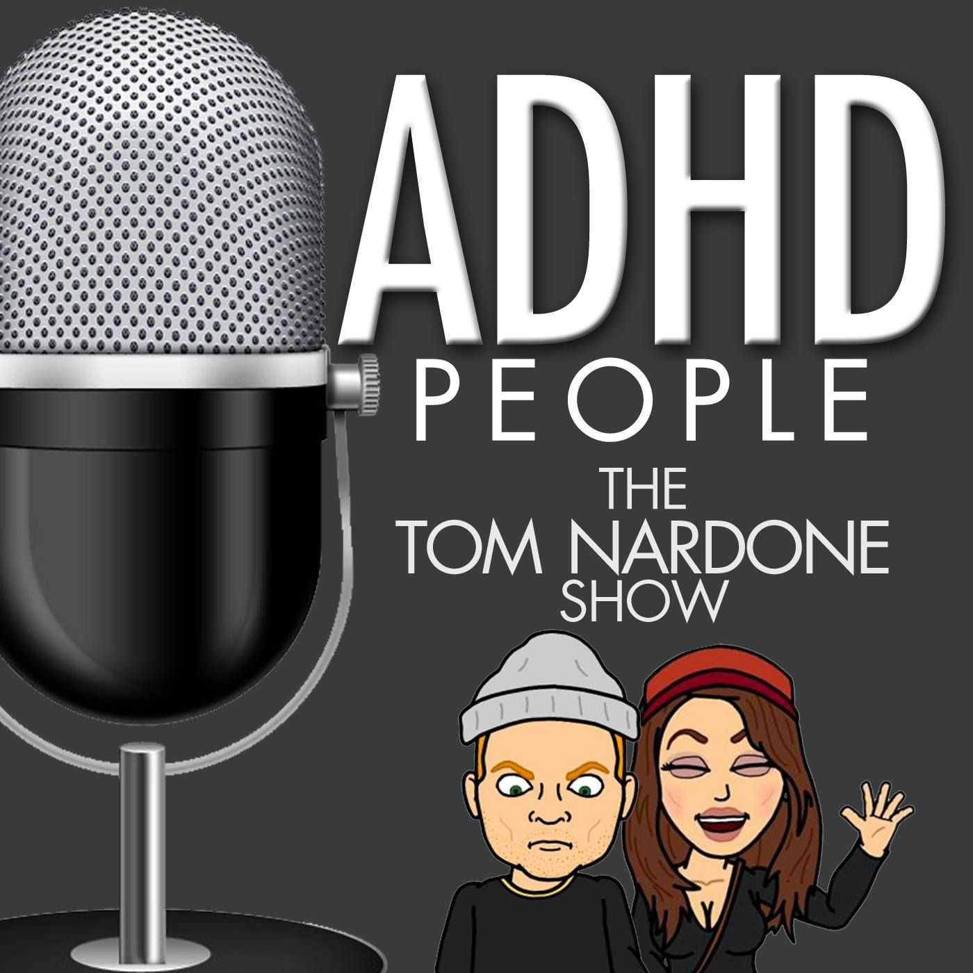 Lazy People Listen to this ADHD couple banter about being lazy verses being productive in a humorous way.