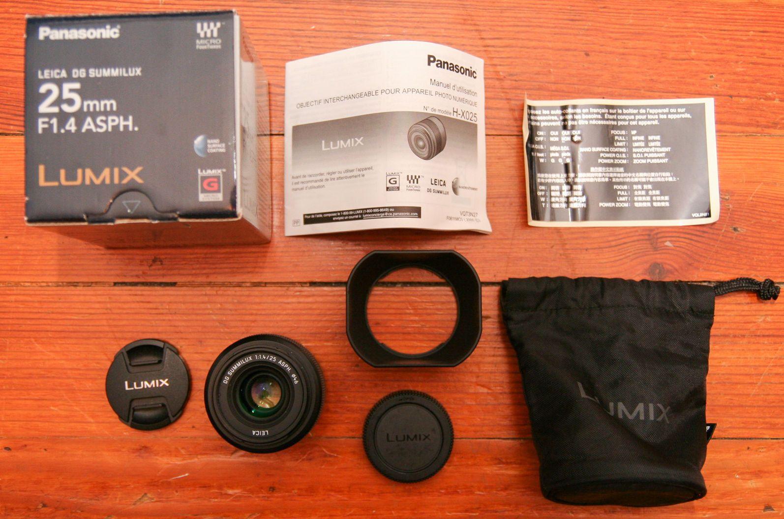 Sale Review Panasonic Leica 25mm F14 Summilux Lumix G Dg Asph Micro F 14 4 3 Lens Four Thirds