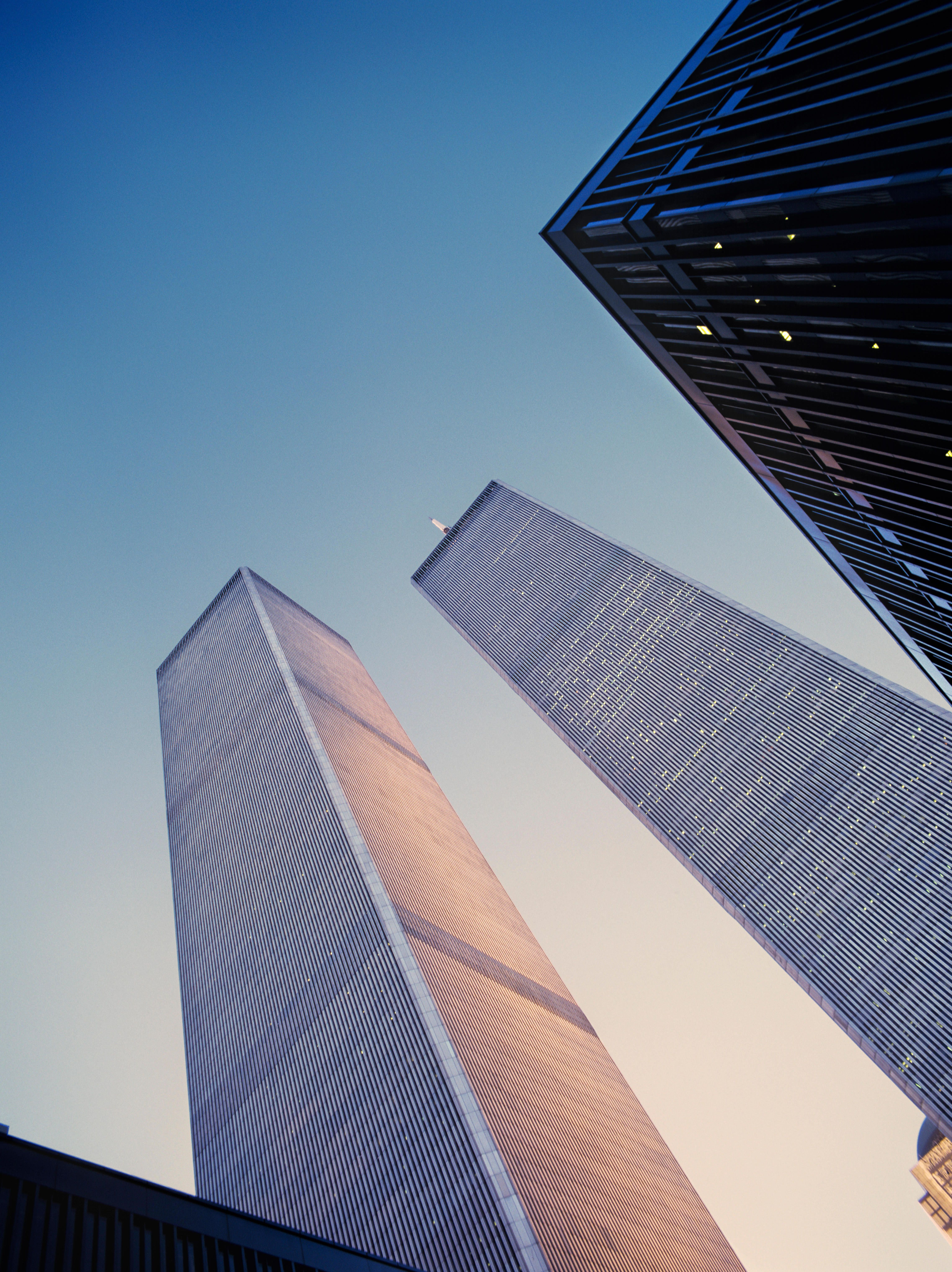 Todays Document • The Twin Towers of the World Trade