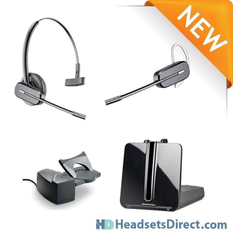 Plantronics Cs540 Wireless Headset Wireless Headset Wireless Plantronics