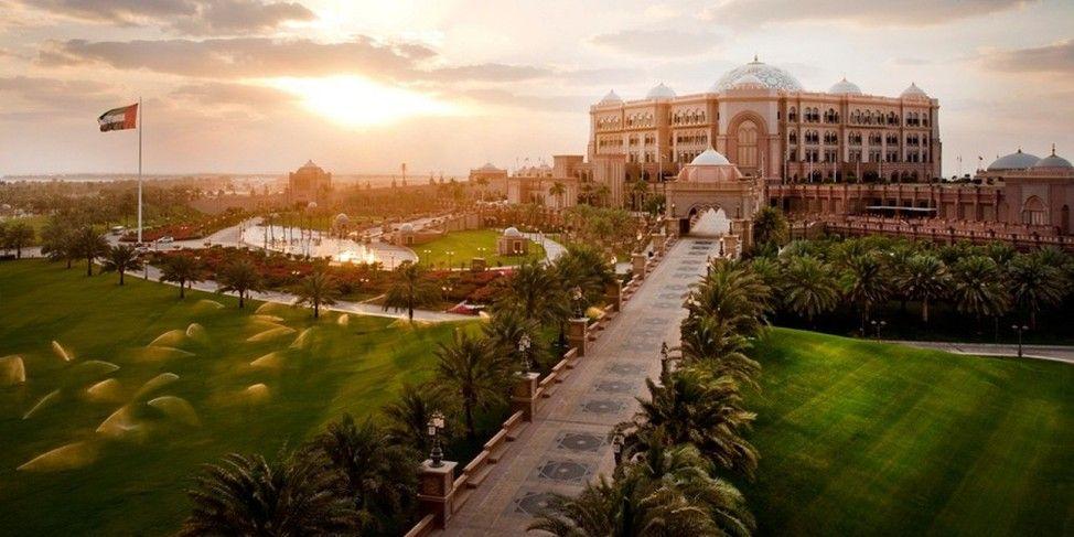 Emirates Palace Hotel * * * * * ABU DHABI, EMIRATS ARABES UNIS