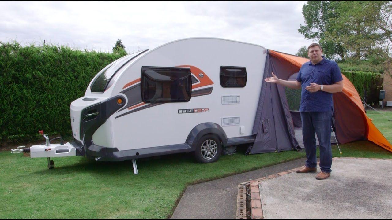 The Practical Caravan Swift Basecamp Plus Review Small Caravans Caravan Touring
