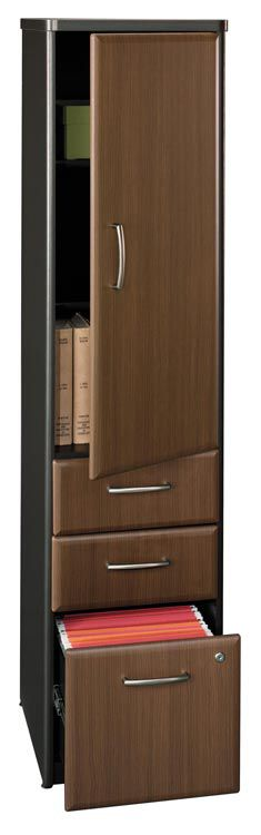 Vertical Locker By Bush Furniture   1 800 508 2890   Free Shipping