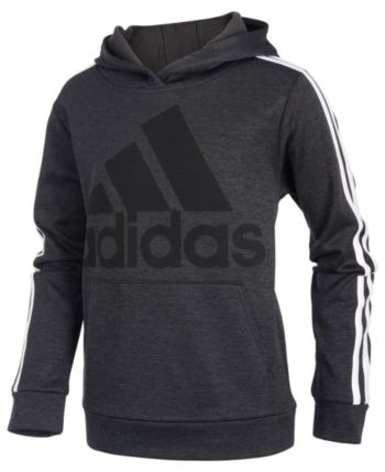 adidas Toddler Boys Classic Logo Print Hoodie in 2019