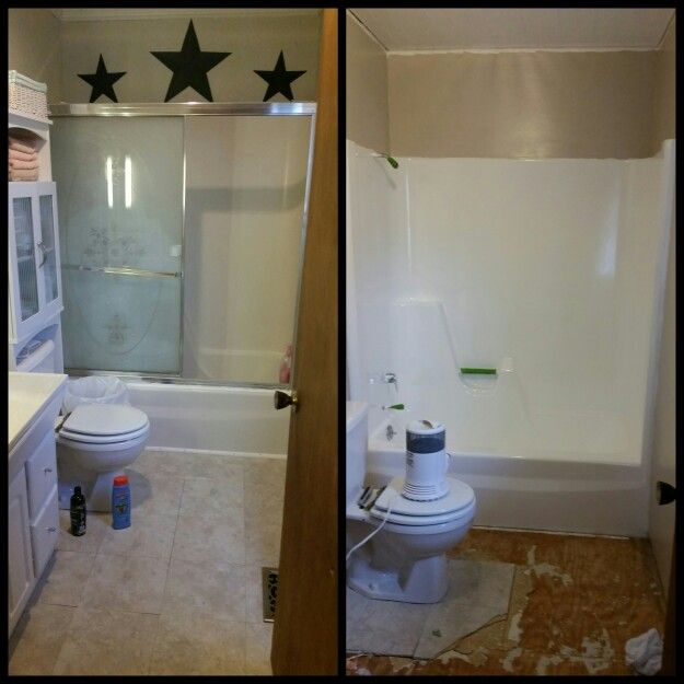 Rustoleum Tub And Tile Kit Is Amazing Wall Color Is
