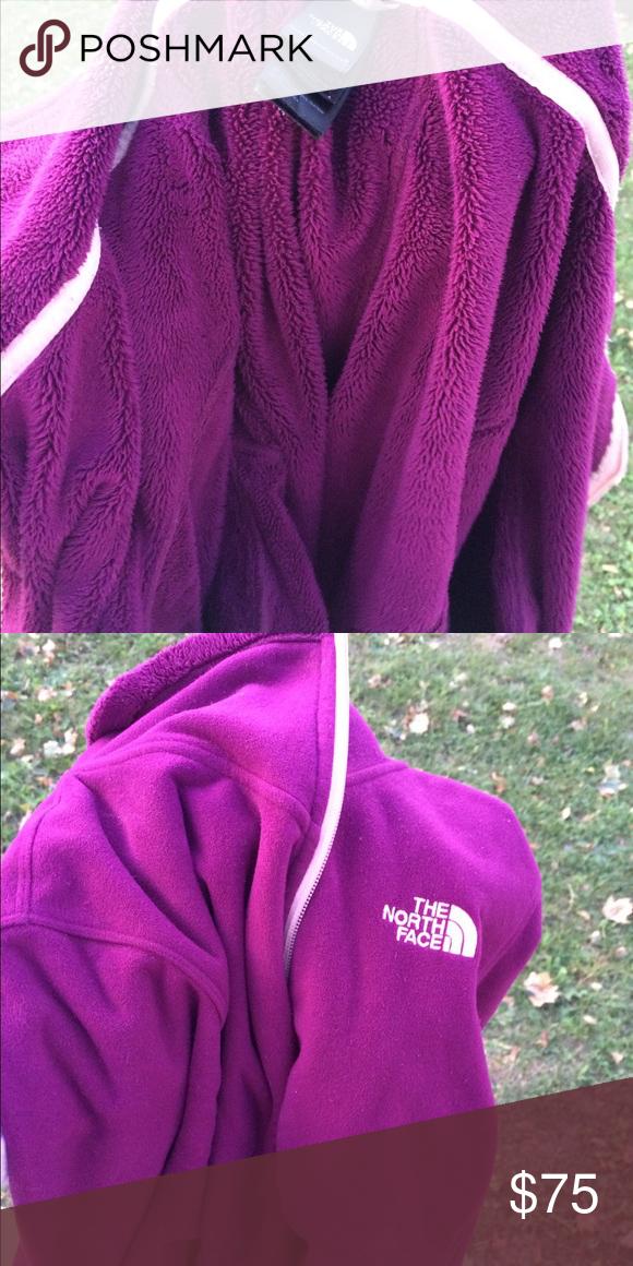 Northface Fleece purple