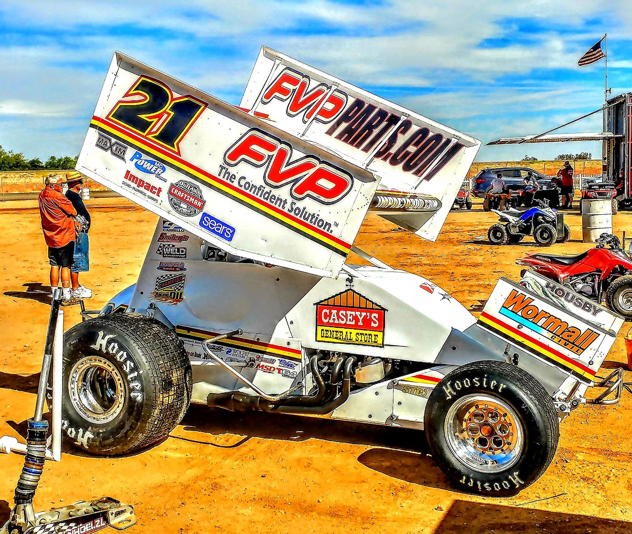Nascar Wallpapers Tumblr: Sprint Car Racing Image By JaysFan On Sprint Cars
