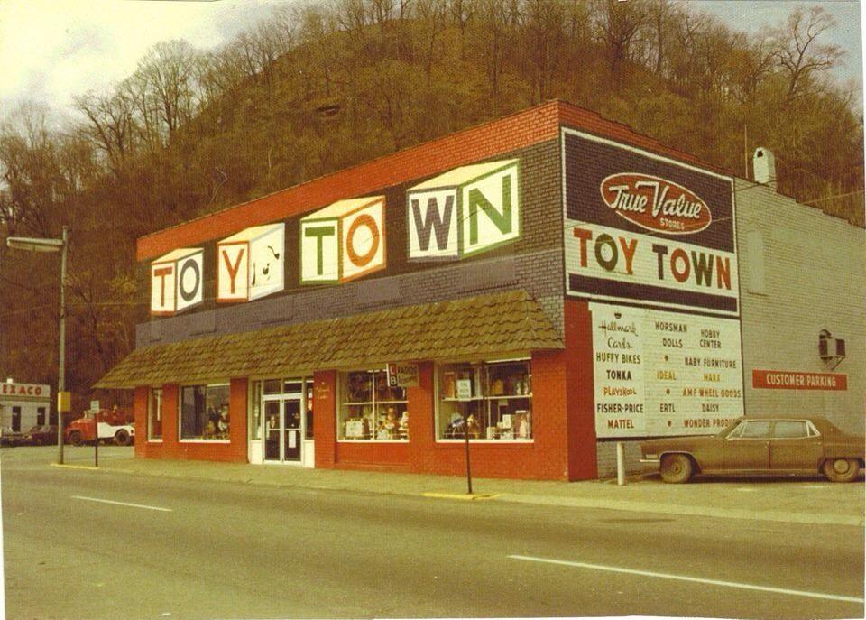 Toy Town In New Boston Ohio Portsmouth Ohio New Boston Ohio