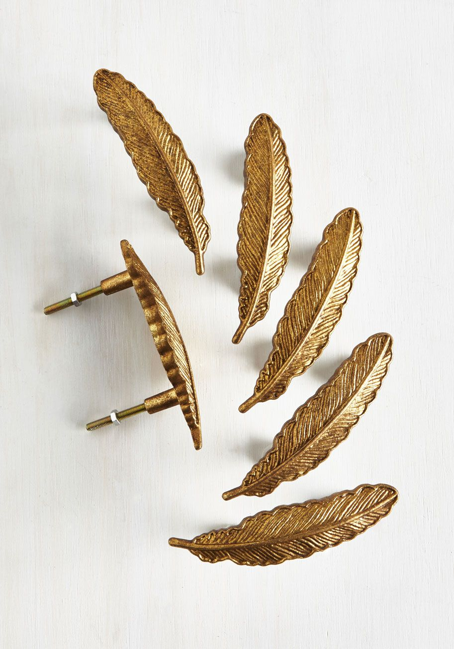 Sleight as a Feather Drawer Pulls | Home Accents | Pinterest ...